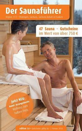Broschiertes Buch »Saunaführer Region 11.5: Thüringen, Sachsen,...«