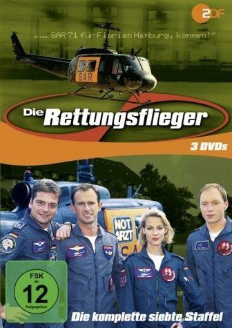 DVD »Die Rettungsflieger - Season 7«