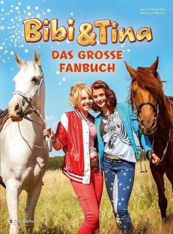 Gebundenes Buch »Bibi und Tina. Das große Fanbuch«