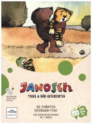 DVD »Janosch: Tiger und Bär-Geschichten: Die...«