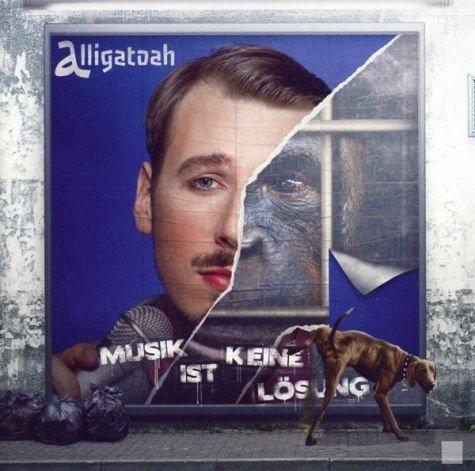 Audio CD »Alligatoah: Musik Ist Keine Lösung«