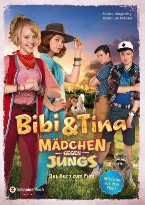 Gebundenes Buch »Bibi und Tina. Mädchen gegen Jungs«