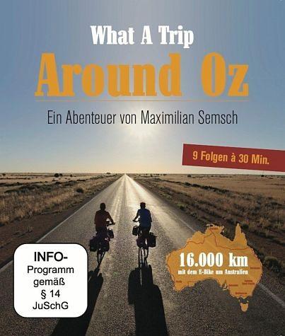 Blu-ray »What a Trip - Around Oz: Ein Abenteuer von...«