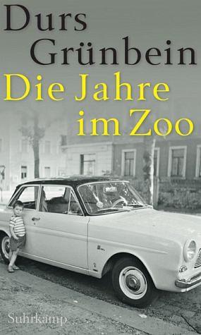Gebundenes Buch »Die Jahre im Zoo«