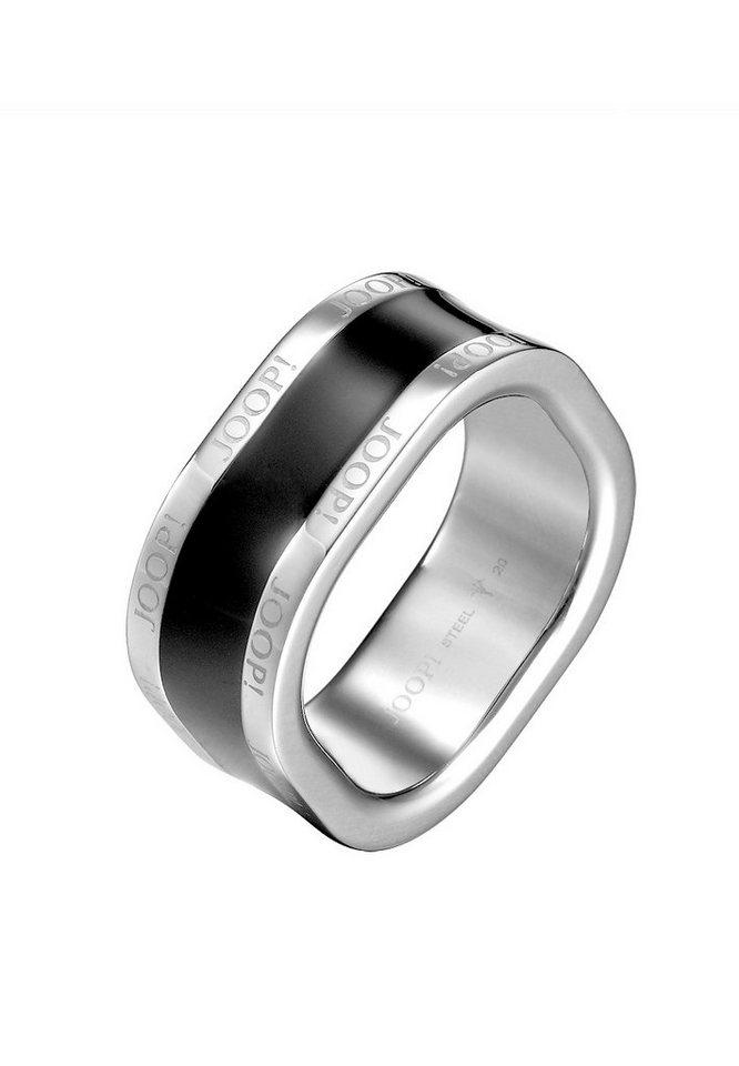 JOOP! Ring, mit Epoxy, »JP-DENNIS, JPRG10634A « in edelstahl