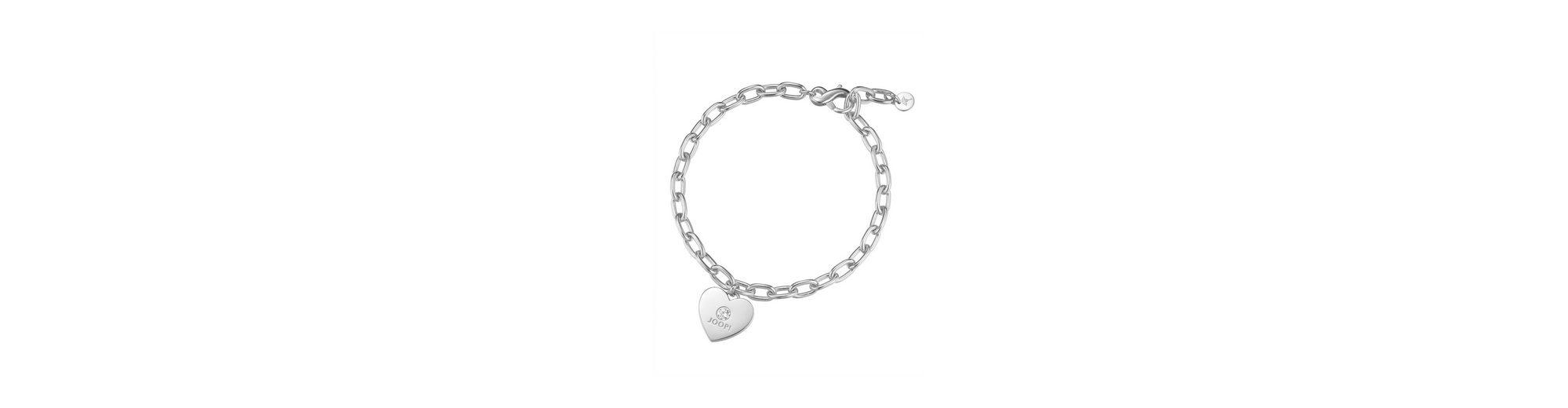 JOOP! Armband, mit Zirkonia, »JP-PALADIN, JPBR90373A215«