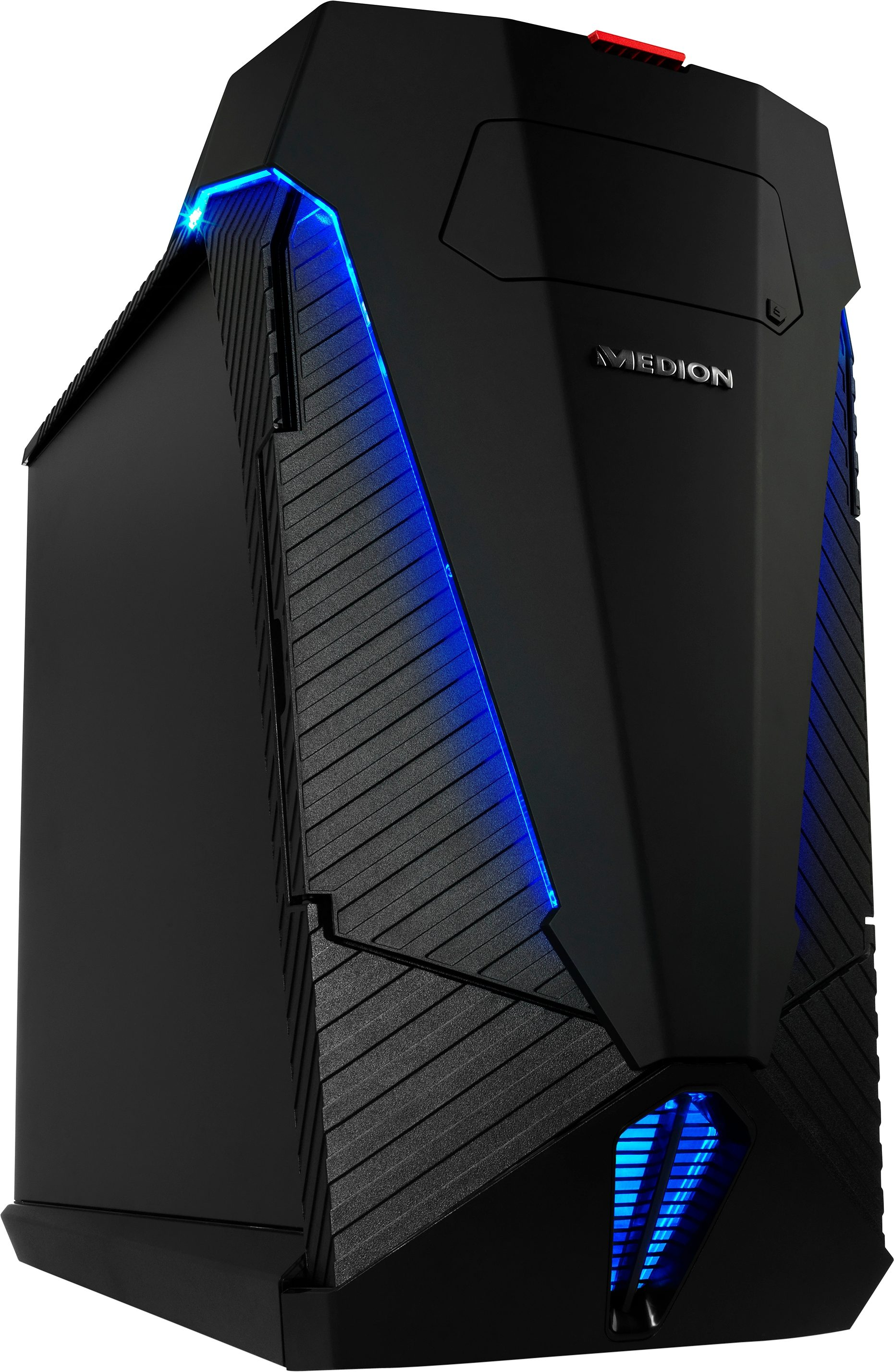 Medion® Erazer X5340F Gaming-PC, Intel® Core™ i7, 32768 MB DDR3-RAM, 4480 GB Speicher
