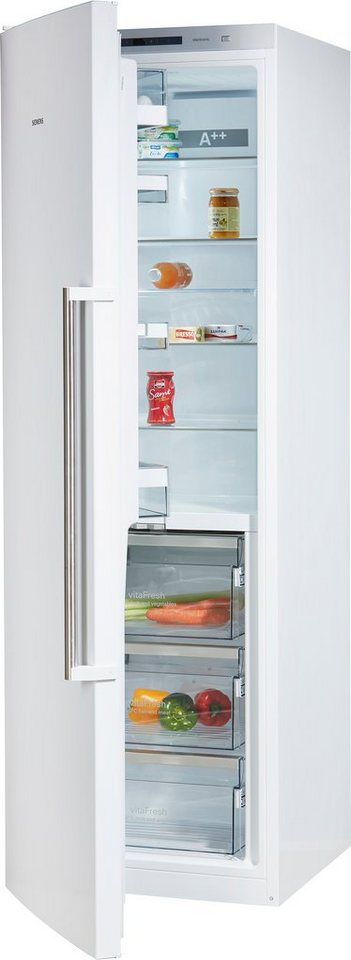 Siemens Kühlschrank KS36FPW30, A++, 186 cm in weiß