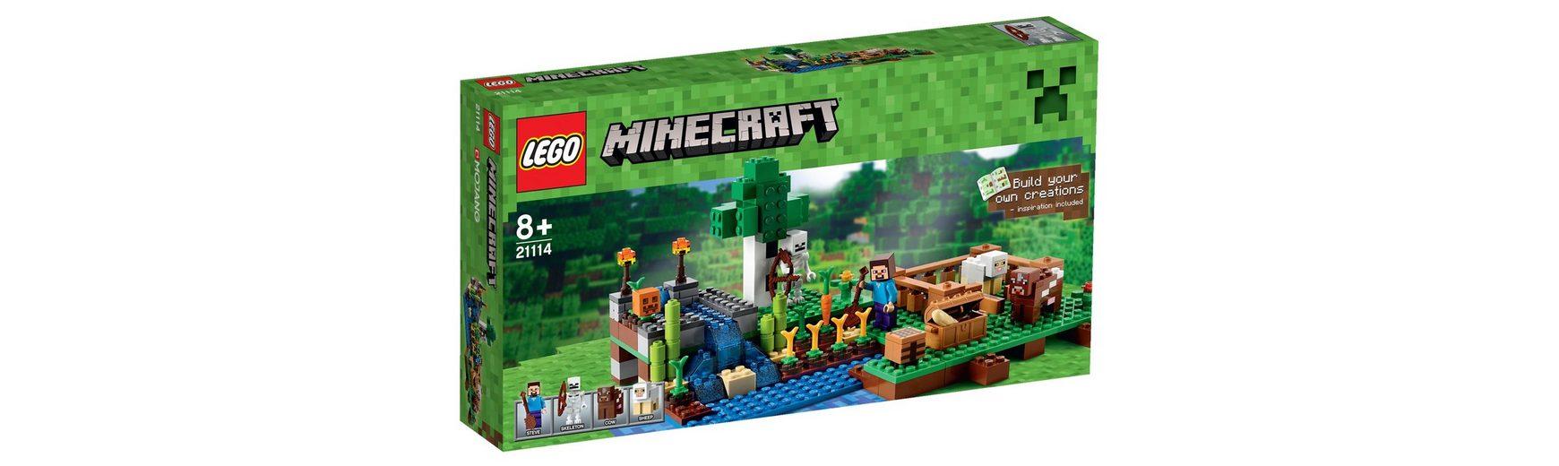 LEGO® Die Farm (21114), »LEGO® Minecraft™«