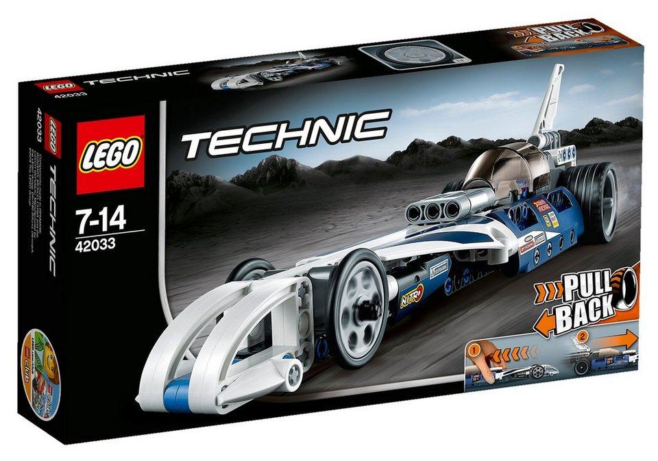 LEGO® Action Raketenauto (42033), »LEGO® Technic«
