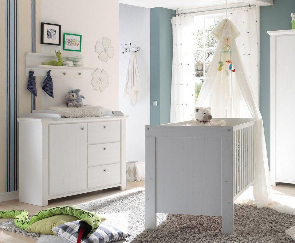 Babymöbel Set Dandy 2 Tlg Bett Wickelkommode Online Kaufen Otto