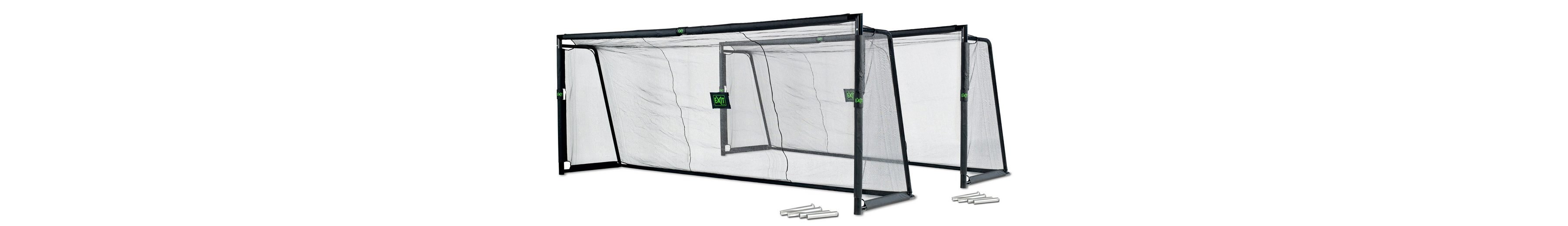 Set: Spielzeug »Fußballtor Forza Goal«, B/T/H: 500/119/200 cm, 2 Stk.