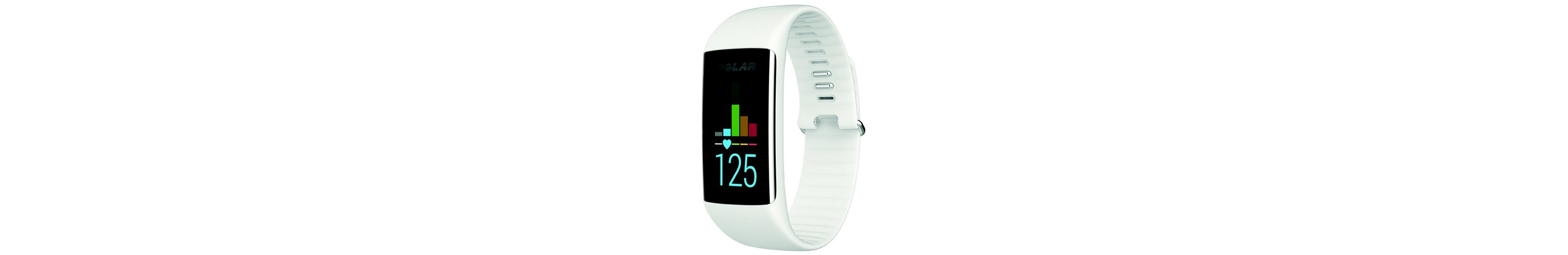 Polar Fitness Tracker, weiß, »A360«