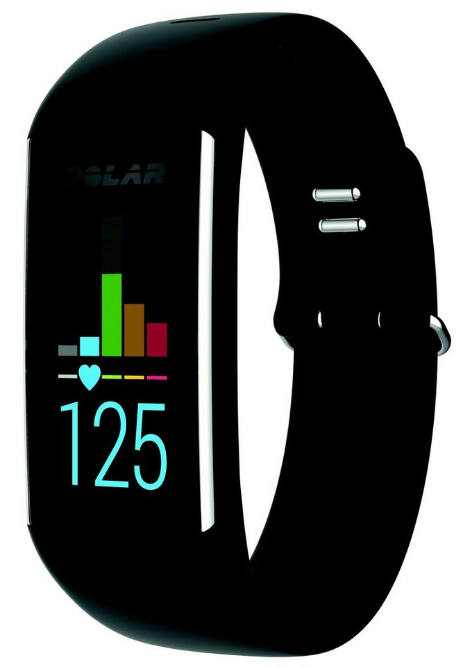 polar fitness tracker schwarz a360 kaufen otto. Black Bedroom Furniture Sets. Home Design Ideas