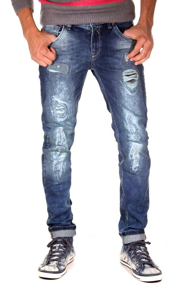 Bright Jeans Jeans slim fit in blau