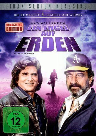 DVD »Ein Engel auf Erden - Die komplette 4. Staffel...«