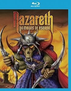 Blu-ray »Nazareth - No Means of Escape«