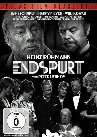 DVD »Endspurt«
