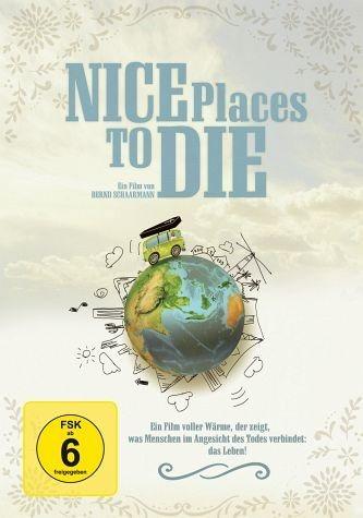 DVD »Nice Places to Die (OmU)«