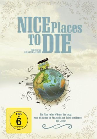 DVD »Nice Places to Die (OmU)«