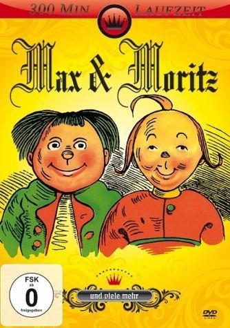 DVD »Max & Moritz und viele mehr«