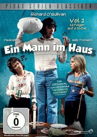 DVD »Ein Mann im Haus - Vol. 1 (2 Discs)«