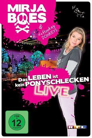 DVD »Mirja Boes - Das Leben ist kein Ponyschlecken«