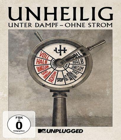 Blu-ray »Unheilig - MTV Unplugged: Unter Dampf - Ohne...«