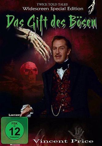 DVD »Das Gift des Bösen - Vincent Price«