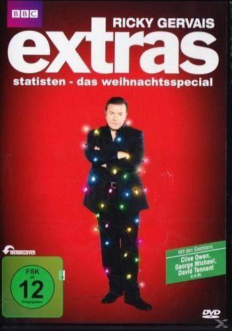DVD »Extras - Statisten: Das Weihnachtsspecial (OmU)«