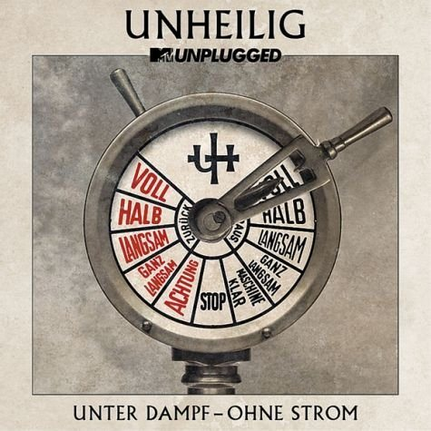 "Audio CD »Unheilig: Mtv Unplugged ""Unter Dampf-Ohne...«"