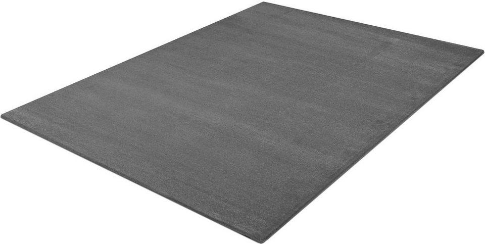 Teppich, Trend Teppiche, »Kolibri 11000« in grau