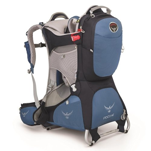 Osprey Kindertragen »Poco AG Plus« in seaside blue