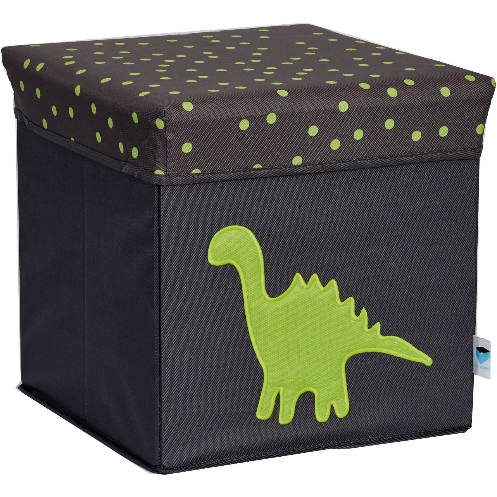 STORE IT! Sitzhocker Dinosaurier