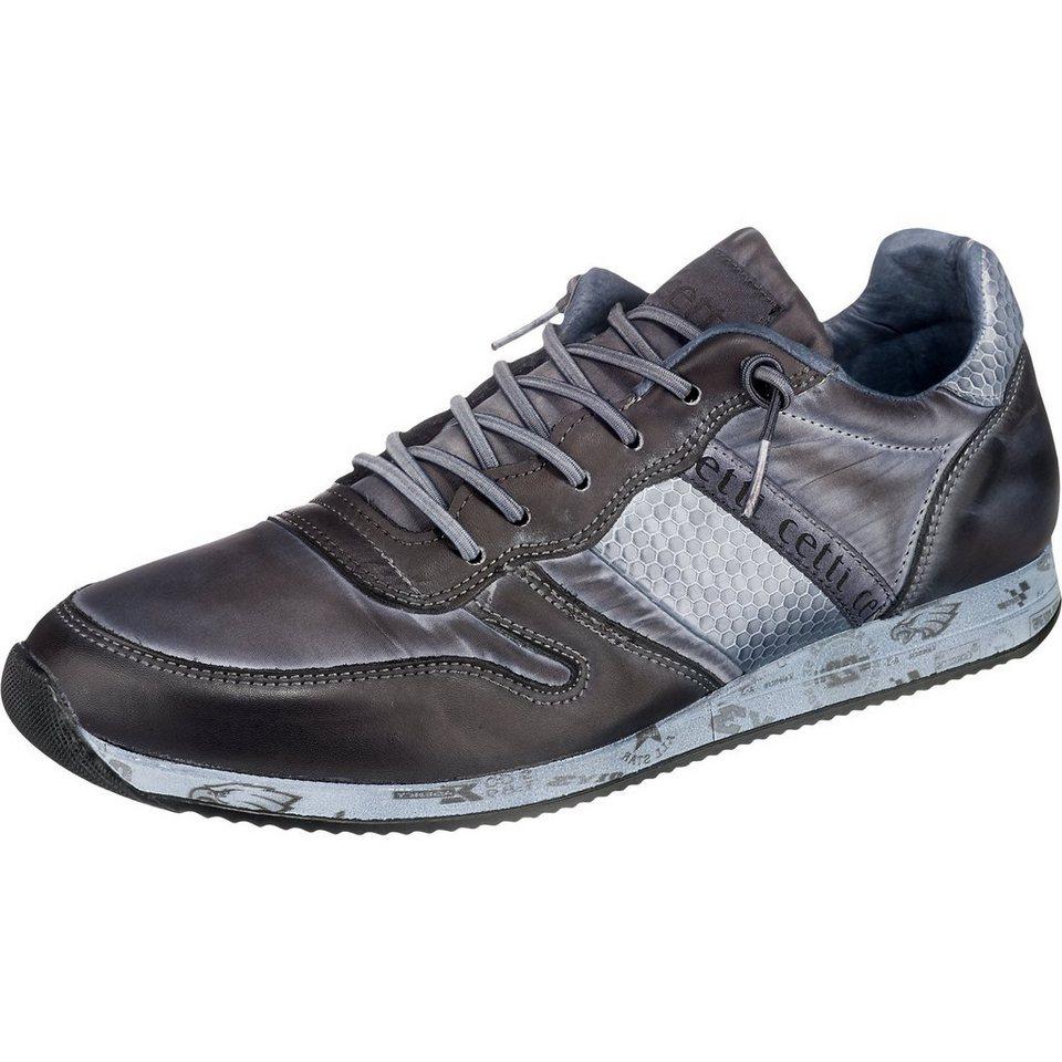 Cetti Sneakers in grau-kombi