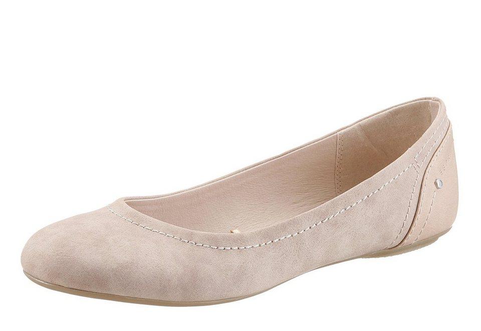 Esprit Ballerina in rose used