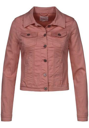 HaILY'S Jeansjacke »HYSENNY« Damen Jeans Jacke mit Taschen