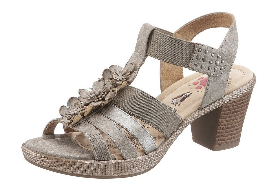 Hush Puppies Sandalette in taupe