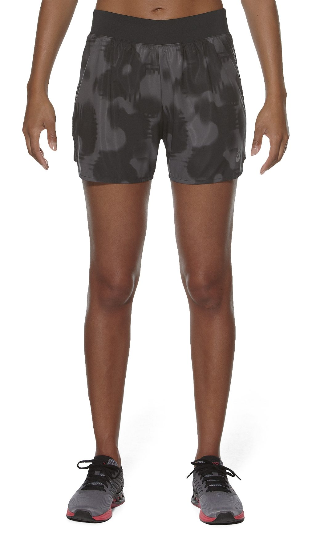 Asics Jogginghose »fuzeX 5.5In Print Short Women«