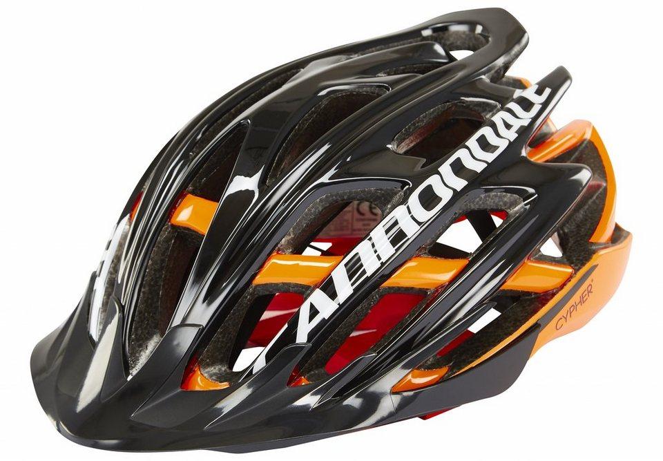 Cannondale Fahrradhelm »Cypher MTB Helmet« in schwarz