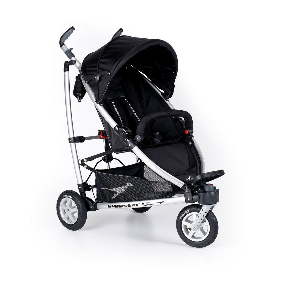 TFK Buggster S Air Buggy in schwarz