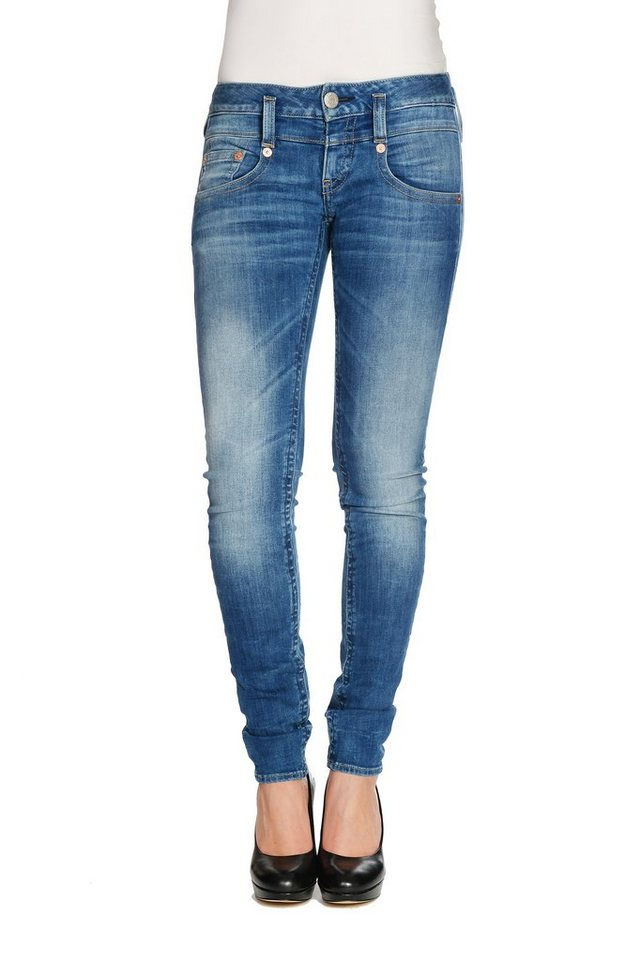 Herrlicher Jeans »Pitch Slim Denim Powerstretch« in bliss
