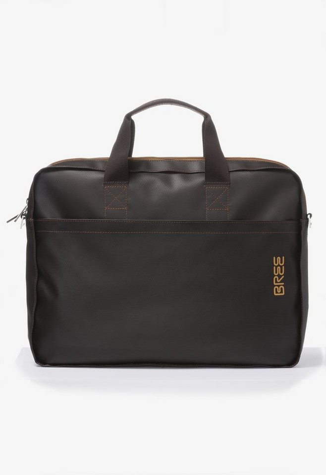 BREE Laptop Tasche 17 »Punch 68« in mocca - PC