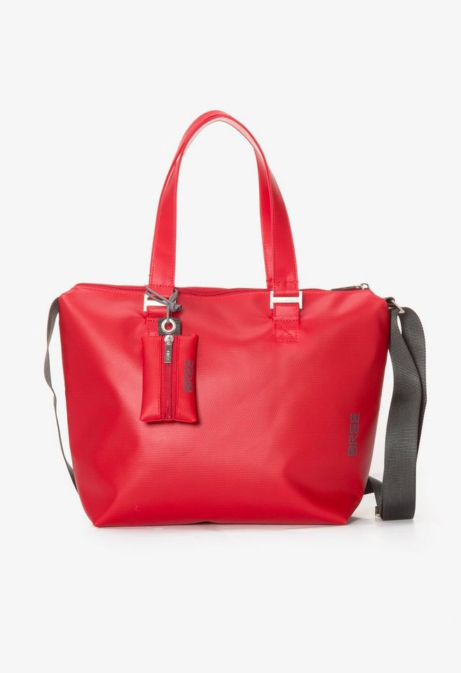 BREE Shopper »Punch 703« in red