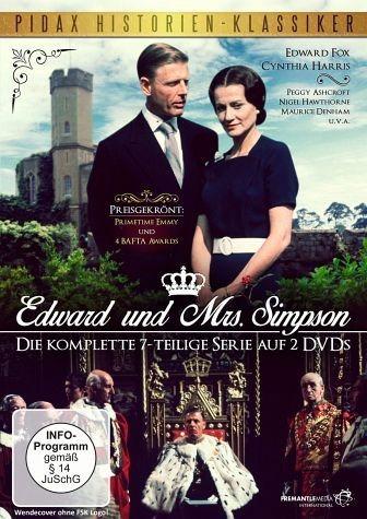 DVD »Edward und Mrs. Simpson (2 Discs)«