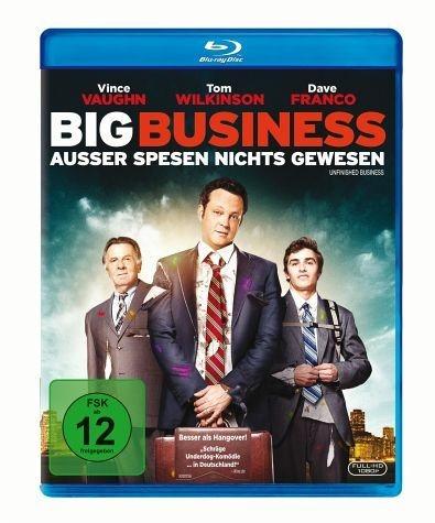 Blu-ray »Big Business - Außer Spesen nichts gewesen«