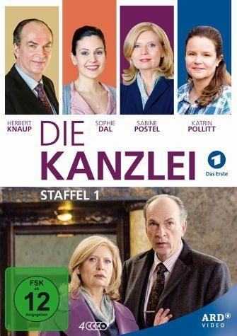 DVD »Die Kanzlei - Staffel 1 (4 Discs)«