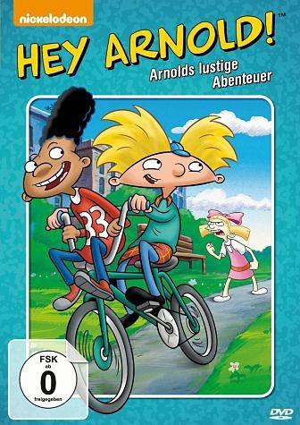 DVD »Hey Arnold! - Arnolds lustige Abenteuer«