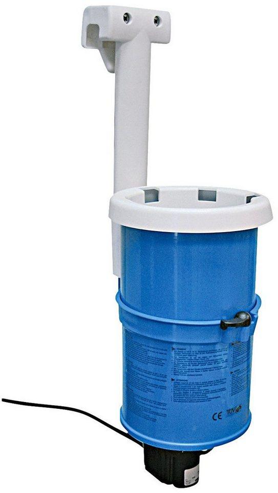 Einhängefilteranlage »Kartuschenfilter 12Volt 4m³/h« in blau