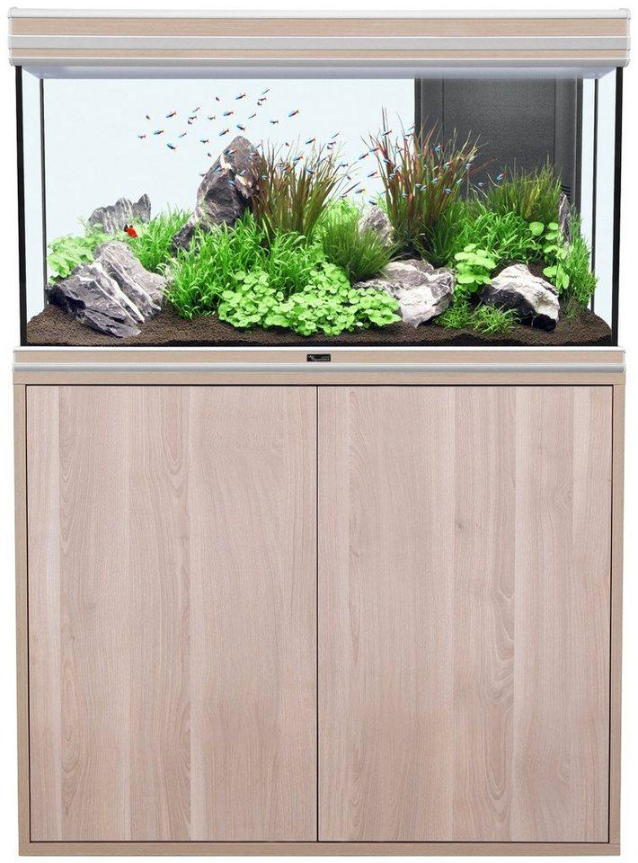 aquatlantis aquarien set fusion 100 led bxtxh 102 5x40. Black Bedroom Furniture Sets. Home Design Ideas